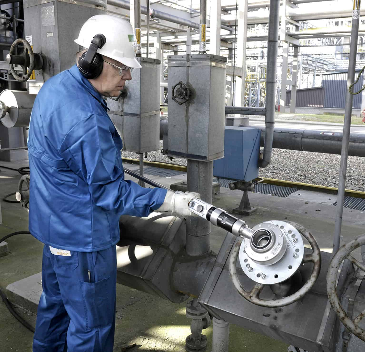5 Benefits of A Portable Valve Actuator